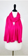 Picture of Pink Maxi Jersey Shawl