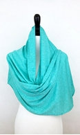 Picture of Seafoam Green Jersey Sports Wrap