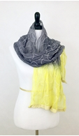 Picture of Woven Circular Pattern  Scarves