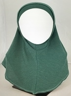 Picture of Green Two-Piece Amira -Pashmina