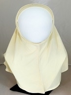 Picture of Off-White Two-Piece Amira - Pashmina