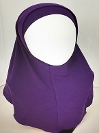 Picture of Purple Two-Piece Amira - Pashmina