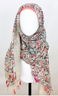 Picture of Double Print Scarf