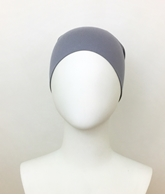 Picture of Grey Tube Cap - Turlu Fabric