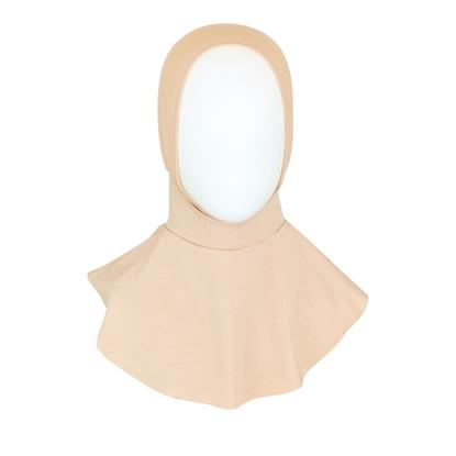Picture of Stretchy  Ninja Hijab Undercap Beige - Turlu Fabric