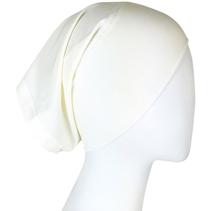 Picture of Hijab Cream Tube Undercap