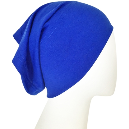 Picture of Hijab Sapphire Blue  Tube Undercap