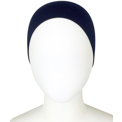 Picture of Hijab Navy Blue Tube Undercap