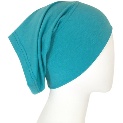 Picture of Hijab Light Teal Tube Undercap