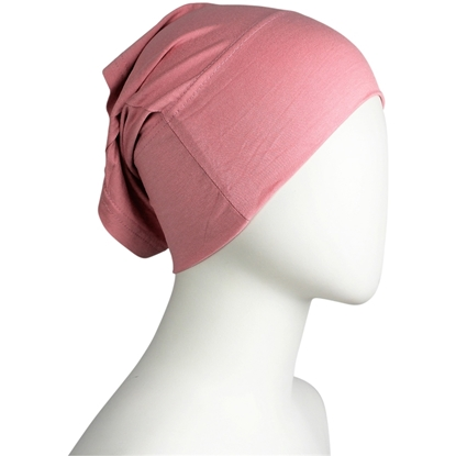 Picture of Hijab Side seams Light Pink Tube Undercap