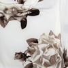 Picture of Floral Patterned Jersey Hijab  - Soft & Light