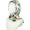 patterned Jersey hijab