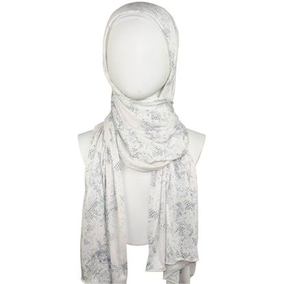 Cotton jersey hijab