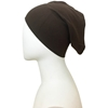 brown tube cap | hijab undercap