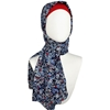 Picture of Classic Floral Chiffon Hijab