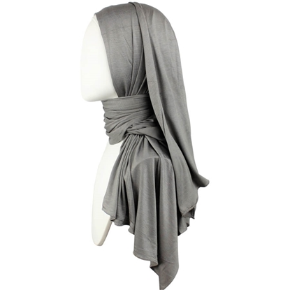 Picture of Kuwaiti Everyday Neutral Jersey Hijab