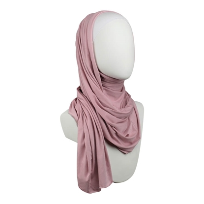 Picture of Jersey Hijab Pale Pink