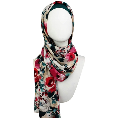 Picture of Dreamy World Georgette Hijab