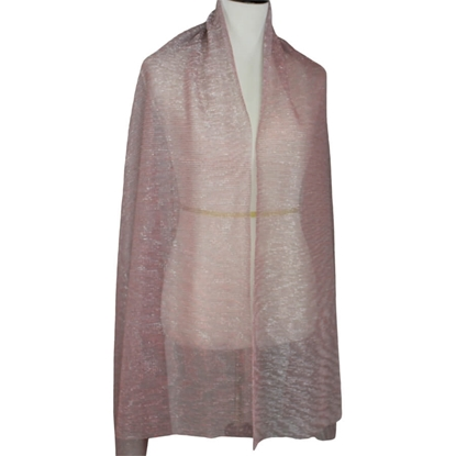 Picture of Simply Glamorous! Silver Plum Hues