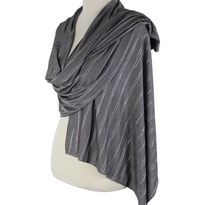 Picture of All in One Kuwaiti Hijab - Grey