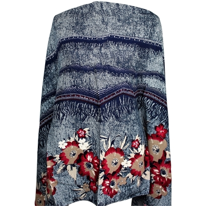 Picture of Denim Lovers Rayon Hijab