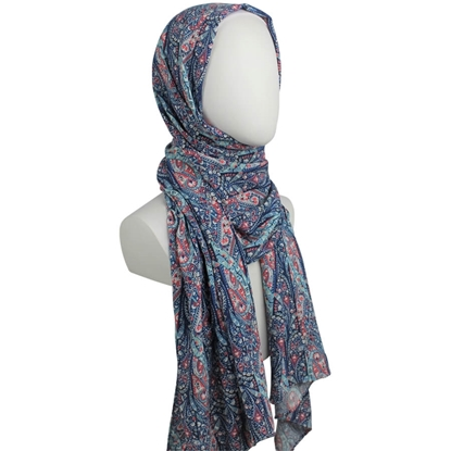 Picture of Everyday Fresh Textured Rayon Hijab