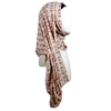 Picture of Fall Damask Patterned Jersey Hijab