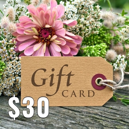 Picture of $30 Gift Card