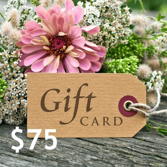 Picture of $75 Gift Card