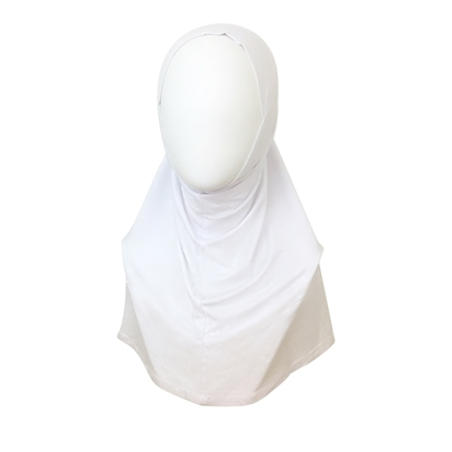 Picture of White Amira One Piece Regular Size - Buttery Rayon Fabric - NEW