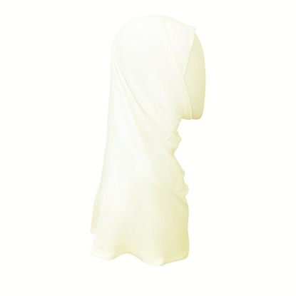 Picture of Cream Amira One Piece Medium Regular Size - Buttery Rayon Fabric - NEW