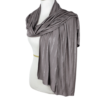 Picture of All in One Kuwaiti Hijab - Neutral Brown